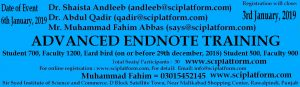 Advanced EndNote Training